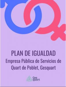 portada plan de igualdad